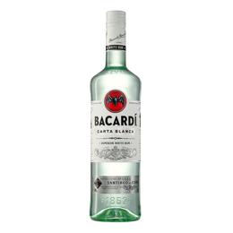 Εικόνα της Bacardi Carta Blanca 1Lt