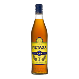 Εικόνα της Metaxa 3 Stars 700ml