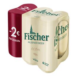 Εικόνα της Fischer Κουτί 330ml Εξάδα (-2€)