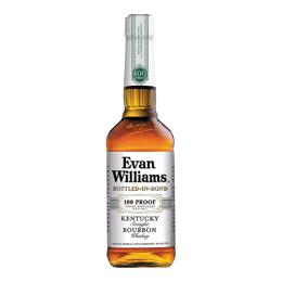 Εικόνα της Evan Williams White (Bottled in Bond) 700ml