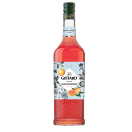 Εικόνα της Giffard Σιρόπι Pink Grapefruit 1Lt