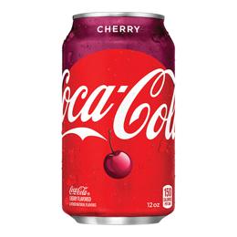 Εικόνα της Coca Cola Cherry 330ml