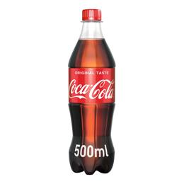 Εικόνα της Coca Cola PET 500ml