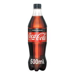 Εικόνα της Coca Cola Zero PET 500ml