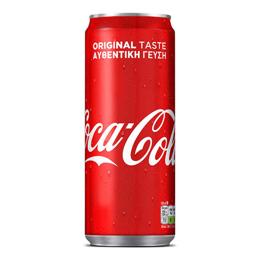 Εικόνα της Coca Cola Κουτί 330ml