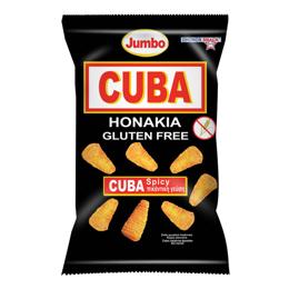 Εικόνα της Πατατάκια Jumbo Cuba Honakia 100gr