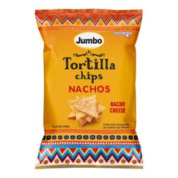 Εικόνα της Πατατάκια Jumbo Tortilla Νacho Cheese 110gr