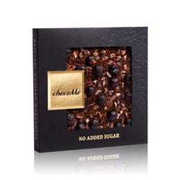 Εικόνα της Σοκολάτα ChocoMe No Sugar Coffee 50gr