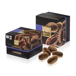 Εικόνα της Σοκολατάκια Chocome Raffinee Pecan & Salted Caramel 120gr