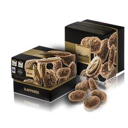 Εικόνα της Σοκολατάκια Chocome Raffinee Almond, Caramel & Blond Chocolate 120gr