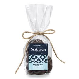 Εικόνα της Δωδώνη Καβουρδισμένα Αμύγδαλα Σε Σοκολάτα Υγείας 120gr
