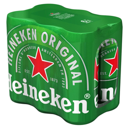 Εικόνα της Heineken Koυτί 330ml Εξάδα