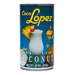 Εικόνα της Coco Lopez Cream Of Coconut 425gr