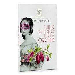 Εικόνα της Laurence State Of The Art Milk Chocolate - Orchid 80gr
