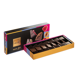 Εικόνα της Σοκολατάκια Chocome Petit Mix 21 110gr