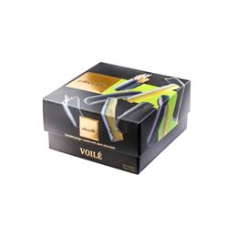 Εικόνα της Σοκολατάκια Chocome Voile Ginger 120gr